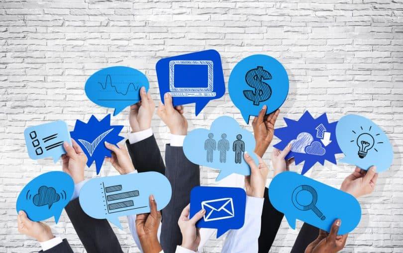 plataforma comunicacao interna